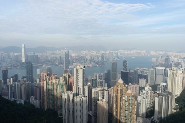Destination #5 : Hong Kong